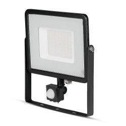 Lyskastere med sensor V-Tac 50W Lyskaster med sensor - SMD, Samsung LED chip