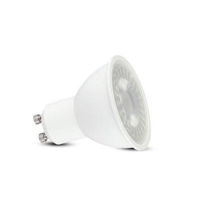 V-Tac 5W LED spot - Samsung LED chip, 230V, GU10, Kulør: Varm, Dimbar: Ikke dimbar